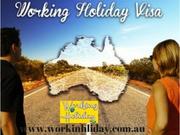 Working Holiday Visa UK - Workinholiday