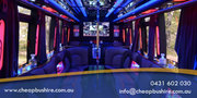 Party Bus Hire - More Memoriea and fun at affordable price.