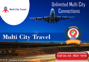 Book Worldwide Multi-Stop and Multi-City Flights From Melbourne