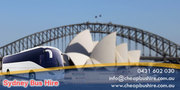 Get Mini Bus Hire Sydney