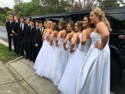 Luxury Limo Hire for Weddings in Melbourne
