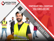 Apply for TSS 482 with Registered Migration Agent in Perth