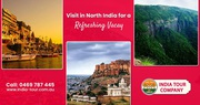Book our Exclusive and Exotic North India Tour Package